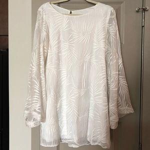 Show Me Your Mumu White Dress